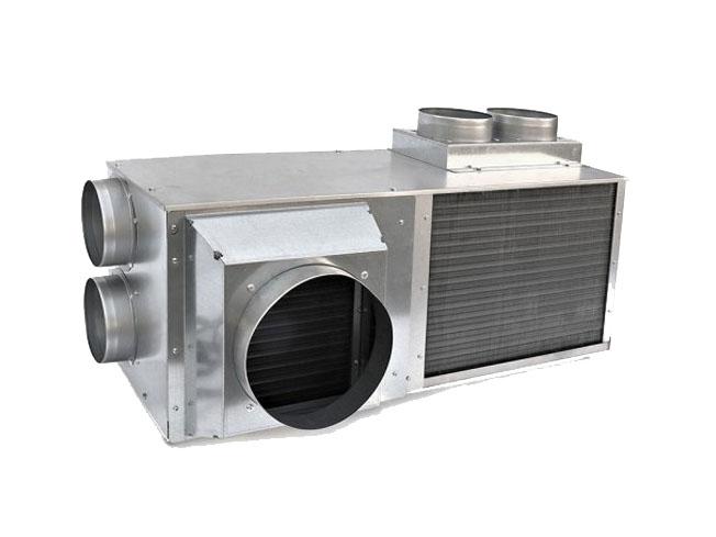 Pompe à chaleur reversible sans accessoires aeroclim easy